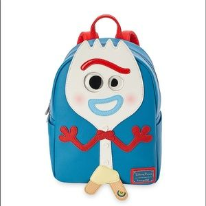 Disney Forky Mini Backpack by Loungefly Toy Story